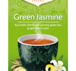 Yogi te- Green Jasmin