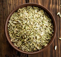 Fennel seeds, eco.