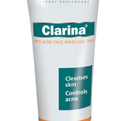 Clarina Anti-Acne Face Wash Gel
