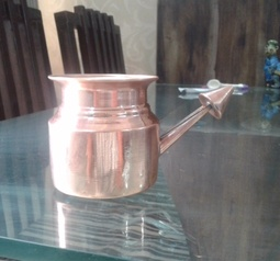Neti pot (copper)