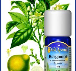 Bergamott eko. certifierad