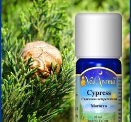 VedaArom - Cypress eko. certifierad