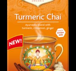 Yogi tea Turmeric chai