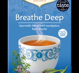 Yogi tea- Breathe deep