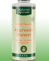 Ayurvedic Shower Gel Vata org.