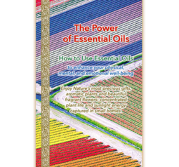 The Power of Essential Oils booklet — extended (128 pages)