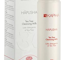 Rengöringsmjölk - Tea Tree Cleansing Milk - HAPUSHA - Kapha Lakshmi