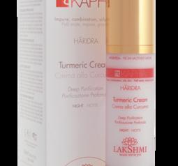Nattkräm - Turmeric Balancing Cream - HARIDRA - Kapha Lakshmi