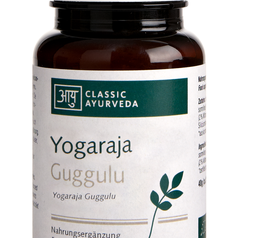 Yogaraj Guggul eko. - out of stock for the moment, replaced by  Ayuflex