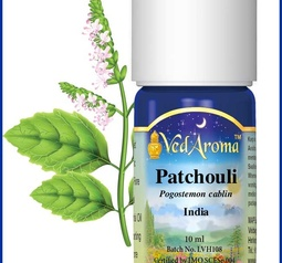 Patchouli Essential Oil eko.