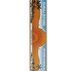 Suraj brand sandalwood incense