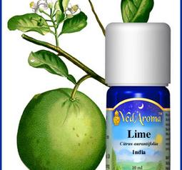 Lime aromaolja eko.