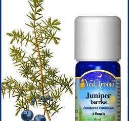 Juniper/Enbär aromaolja eko. certifierad  10ml