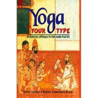 Yoga for your type av David Frawley och Sandra Summerfield