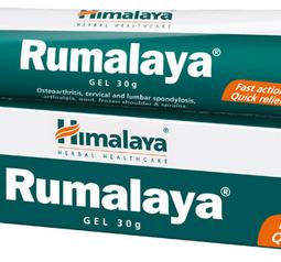 Rumalaya (Himalaya muscle & joint rub)