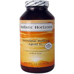 Holistic Horizons - Intestinal Bulking Agent III