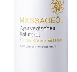Massage oil - Classic Ayurveda