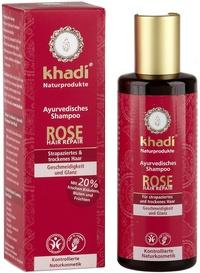 Rose Hair Repair Ayurvedic Shampoo, 210 ml