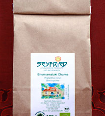 Bhumi amalaki Churna (Powder), organic