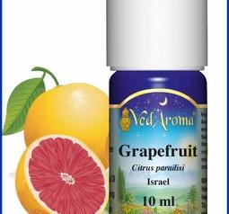 Grapefrukt aromolja eko.