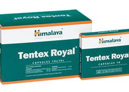 Tentex Royal kapslar